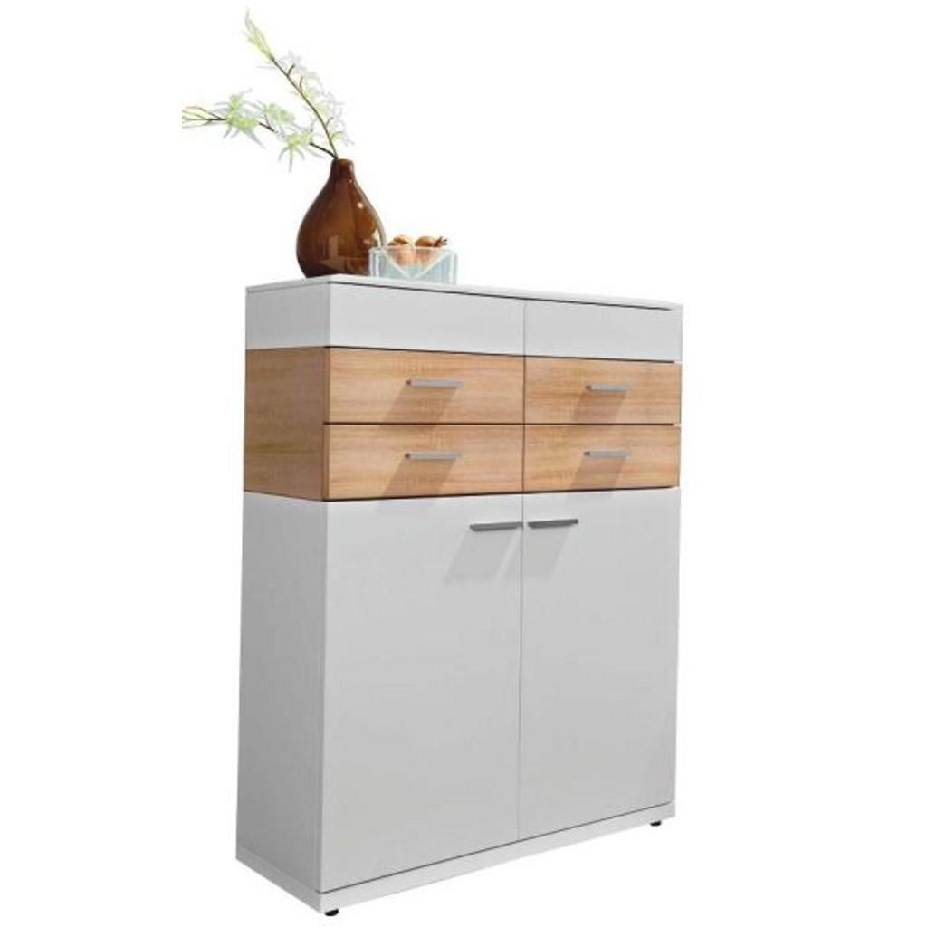 highboard eiche preisvergleich die besten angebote online kaufen. Black Bedroom Furniture Sets. Home Design Ideas