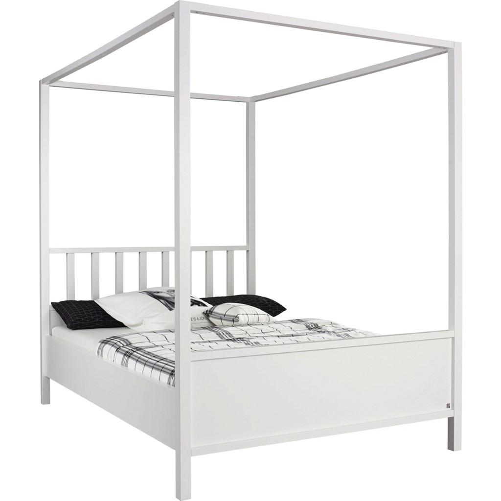 himmelbett wei preisvergleich die besten angebote online kaufen. Black Bedroom Furniture Sets. Home Design Ideas