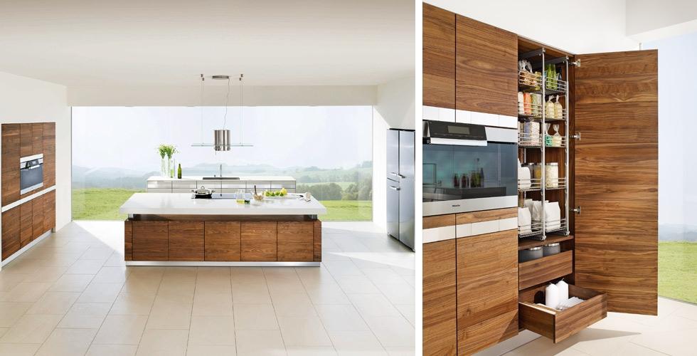 holzk chen. Black Bedroom Furniture Sets. Home Design Ideas