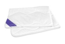 BABYDECKE 100/135 cm - Weiß, Textil (100/135cm) - MY BABY LOU
