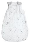 BABYSCHLAFSACK Superstar - Grau, Textil (60/90cm) - MY BABY LOU