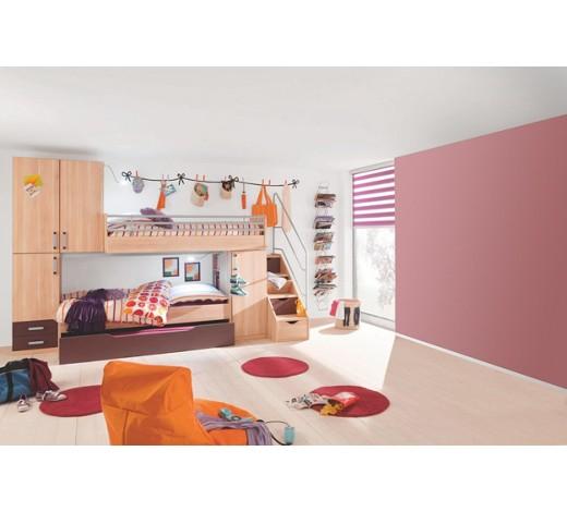 Jugendzimmer apfelbaumfarben aubergine online kaufen xxxlshop for Jugendzimmer venda