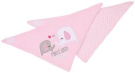 HALSTUCH - Rosa, Textil (18/36cm) - MY BABY LOU