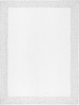SCHMUSEDECKE 75/100 cm - Weiß/Grau, Textil (75/100cm) - MY BABY LOU