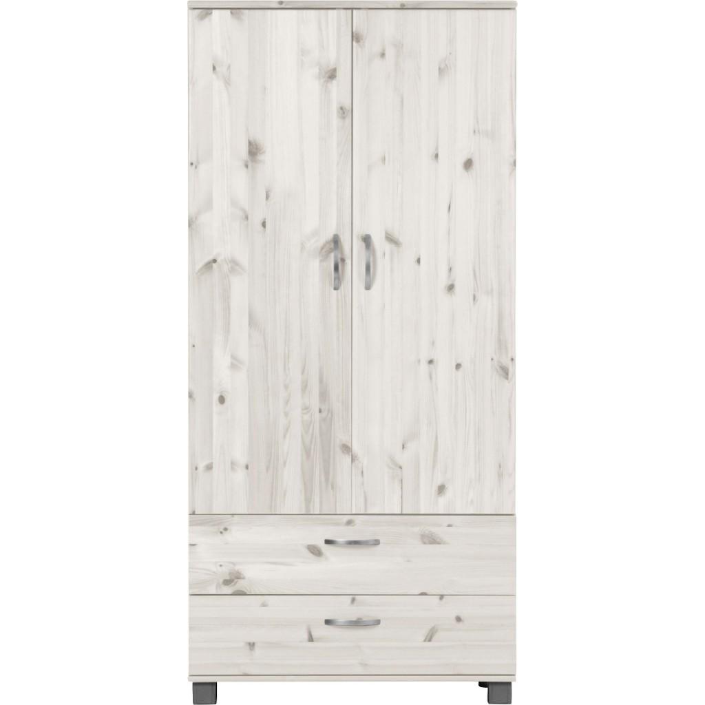 kiefer schrank massiv kleiderschrank preisvergleich. Black Bedroom Furniture Sets. Home Design Ideas