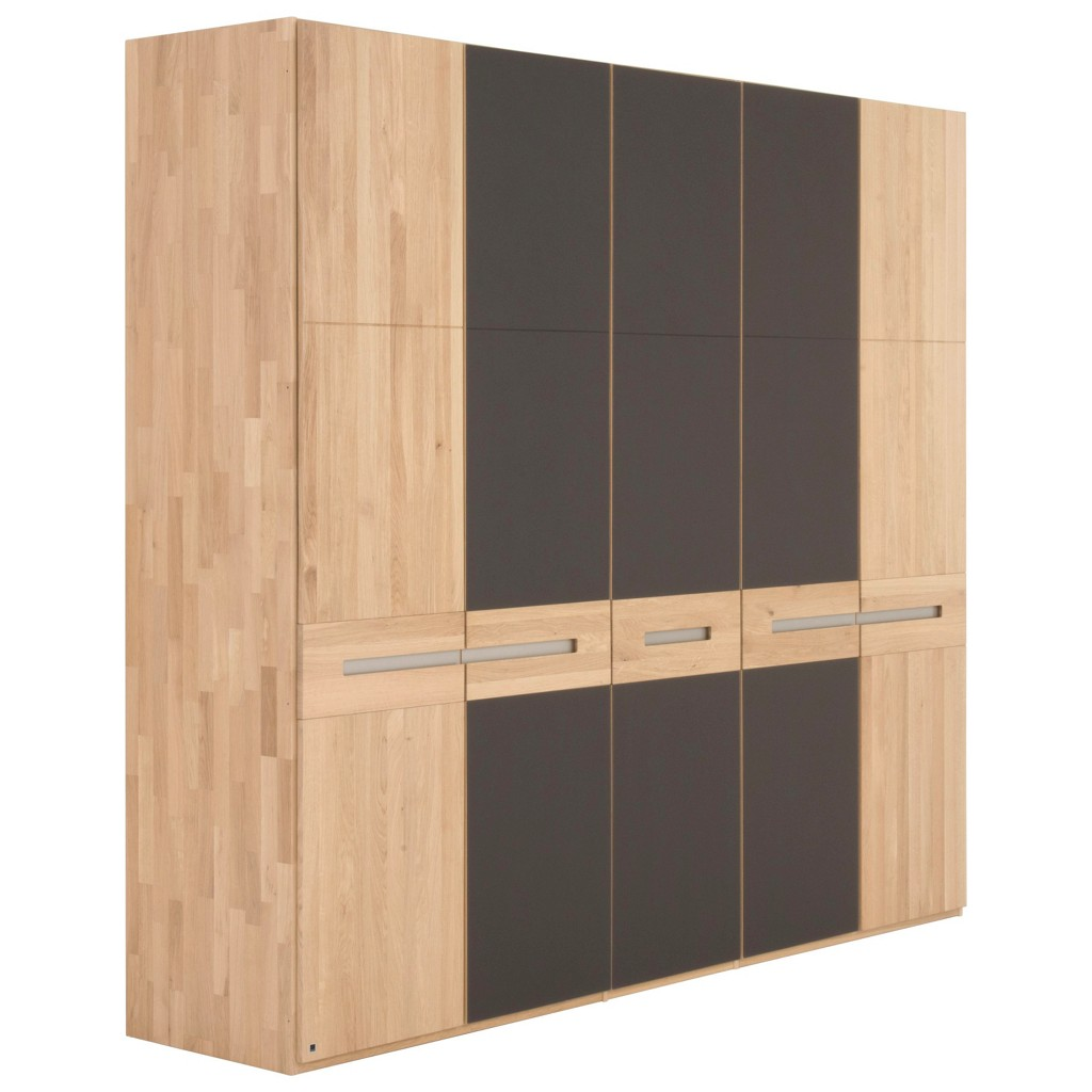 kleiderschrank eiche massiv preisvergleich die besten. Black Bedroom Furniture Sets. Home Design Ideas