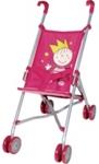PUPPENWAGEN - Pink, Kunststoff/Textil (51/26,5/55cm) - MY BABY LOU