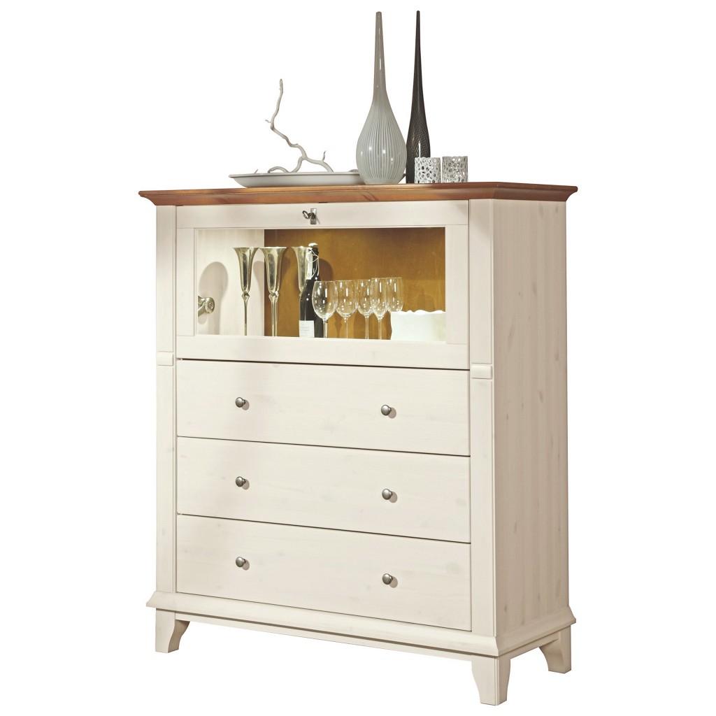 kommode kiefer massiv preisvergleich die besten angebote online kaufen. Black Bedroom Furniture Sets. Home Design Ideas