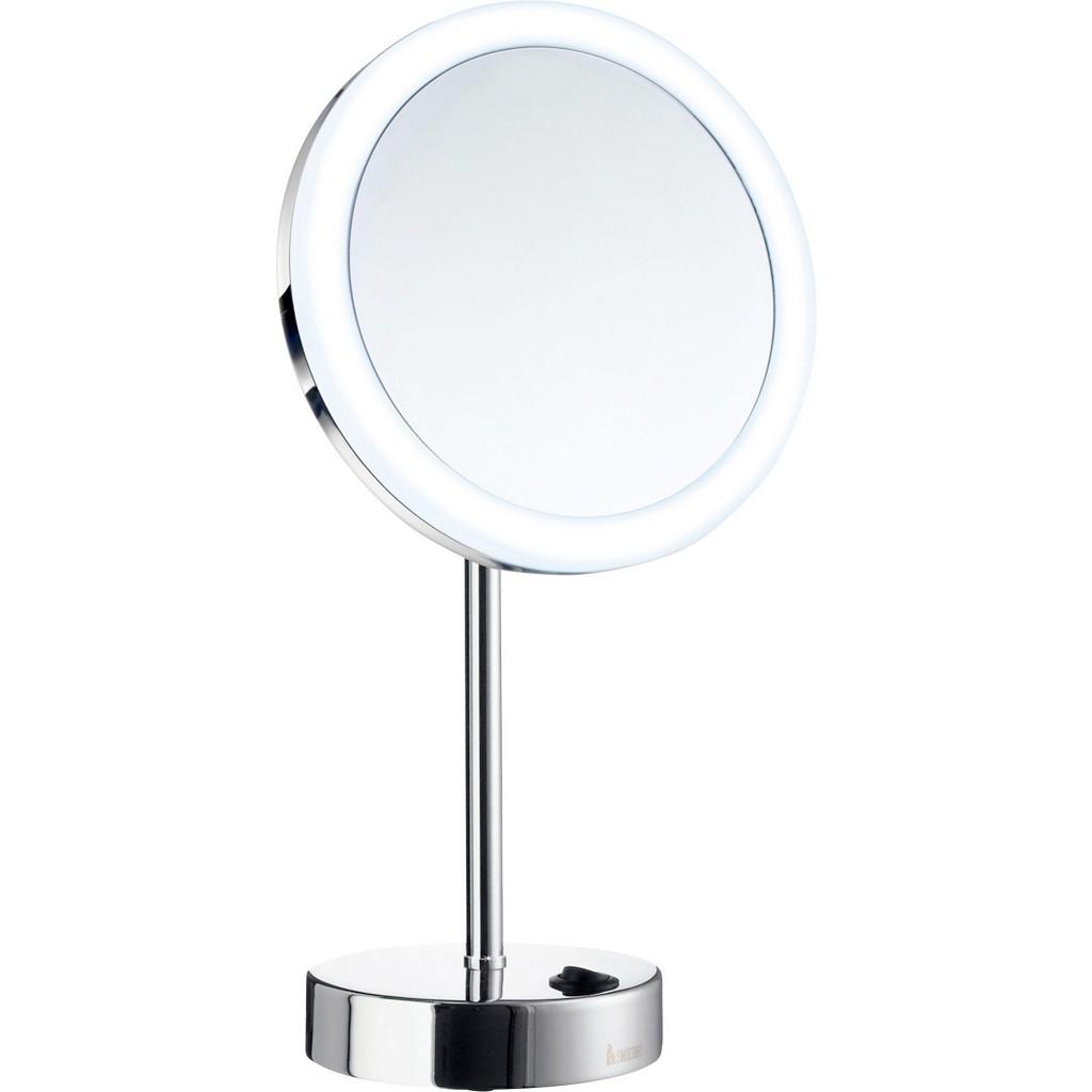 kosmetikspiegel 5 fach mit beleuchtung preisvergleich die besten angebote online kaufen. Black Bedroom Furniture Sets. Home Design Ideas