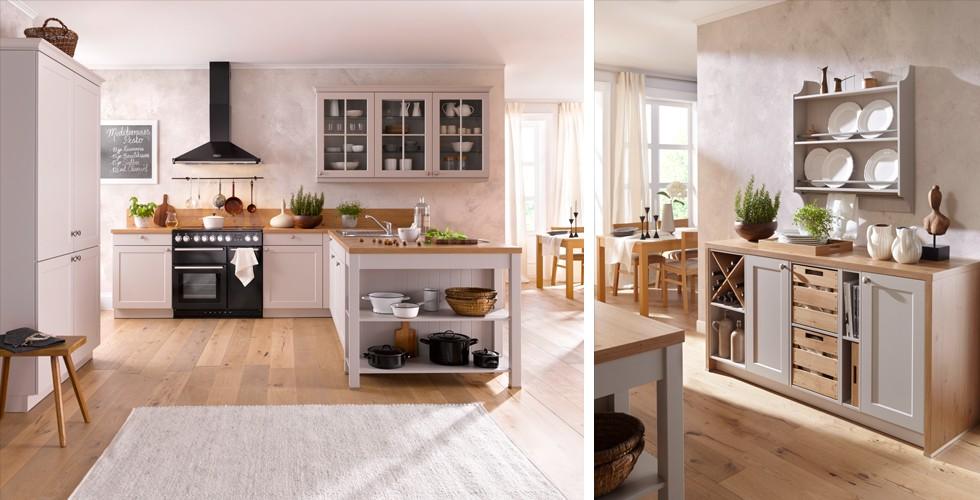 landhausküchen finden sie hier - Küche Im Landhausstil