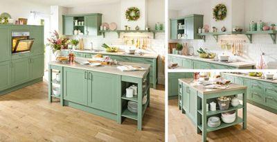 ... überzeugen Die Inneren Werte Der Küche Restlos. Energieeffiziente  Einbaugeräte Wie Kühlschränke, Dampfgarer Oder Geschirrspüler Von  Markenherstellern, ...