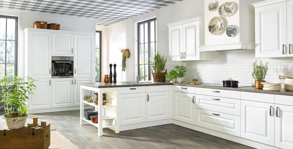 landhausküchen finden sie hier - Küche Weiß Landhaus