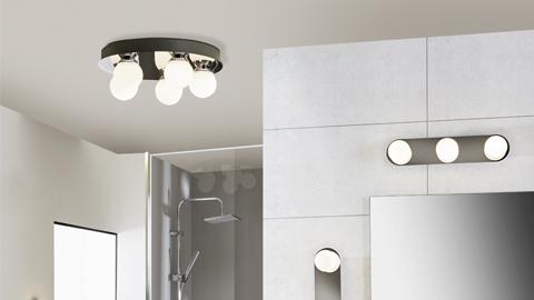 led-deckenlampen & led-deckenleuchten | led-deckenbeleuchtung ... - Led Badezimmer Deckenleuchte