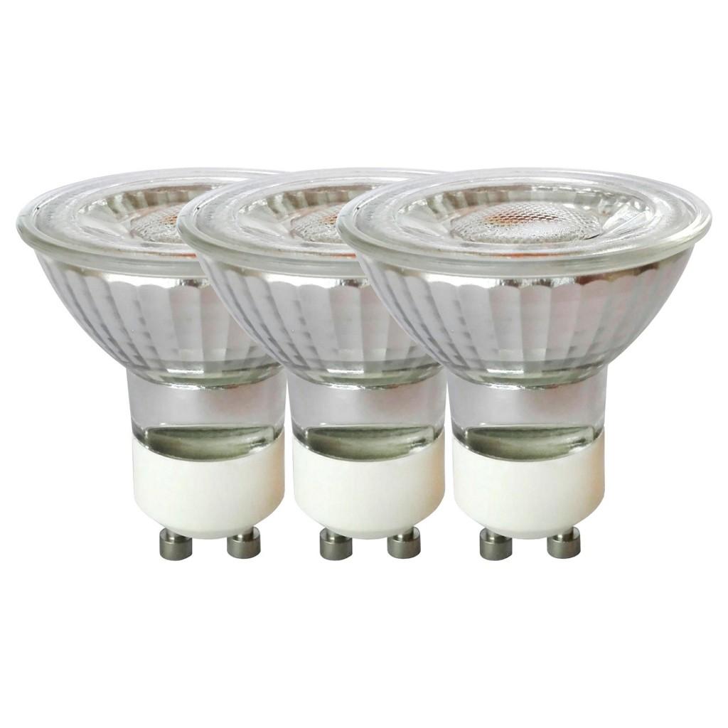 LED-Leuchtmittel, Reflektor GU10