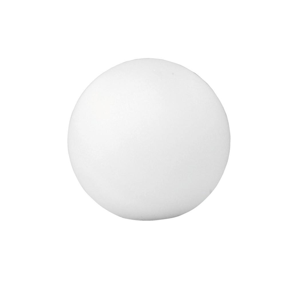 XXXL LEUCHTENGLAS Weiß Glas