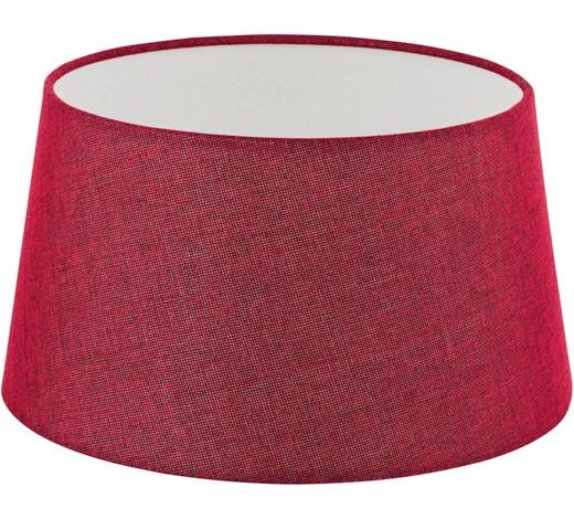 leuchtenschirm rot textil e27 online kaufen xxxlshop. Black Bedroom Furniture Sets. Home Design Ideas