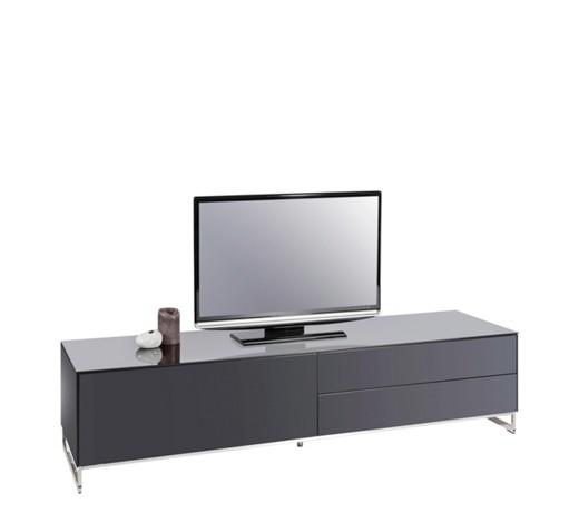 lowboard hochglanz lackiert schwarz online kaufen xxxlshop. Black Bedroom Furniture Sets. Home Design Ideas