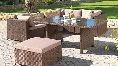 Garten Lounge Xxlutz Lounge Garnituren Rattan Für Den Garten Xxxlutz