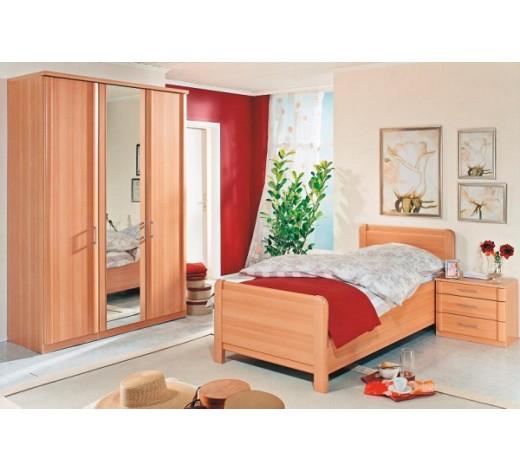SCHLAFZIMMER in Ahornfarben - Komplette Schlafzimmer ...