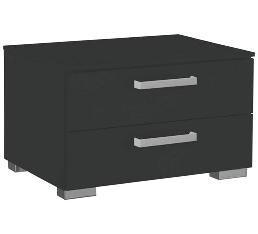 nachtk stchen wasserlack schwarz online kaufen xxxlshop. Black Bedroom Furniture Sets. Home Design Ideas
