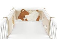 NESTCHEN ORSO - Beige/Creme, Textil (40/180cm) - MY BABY LOU