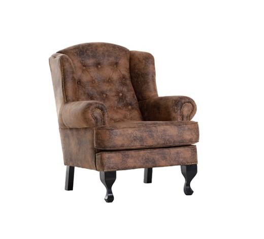 ohrensessel mikrofaser dunkelbraun online kaufen xxxlshop. Black Bedroom Furniture Sets. Home Design Ideas