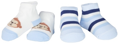 SOCKEN - Weinrot/Braun, Kunststoff/Textil - MY BABY LOU