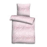 POSTELJNINA 636031111 - roza, Trendi, tekstil (135/200cm)