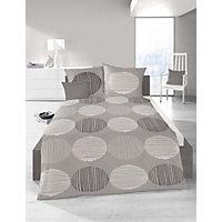 POSTELJNINA SELECT - naravna, Konvencionalno, tekstil (135/200cm) - SCHLAFGUT