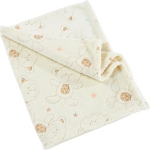 SCHMUSEDECKE 75/100 cm - Taupe/Creme, Textil (75/100cm) - MY BABY LOU