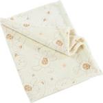SCHMUSEDECKE 75/100 cm - Taupe/Creme, Textil (75/100cm) - MY BABY LOU