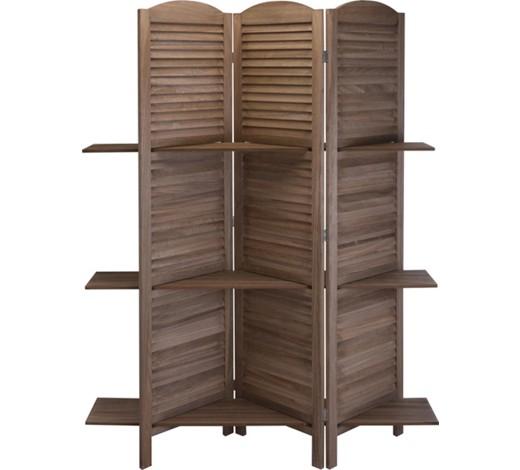 raumteiler holz paulownia braun online kaufen xxxlshop. Black Bedroom Furniture Sets. Home Design Ideas