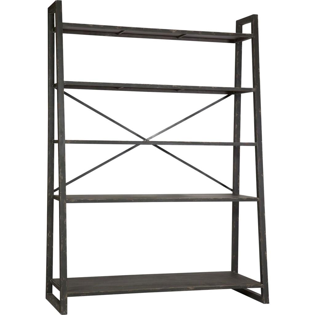 regal schwarz metall regal mango metall schwarz 94 cm. Black Bedroom Furniture Sets. Home Design Ideas