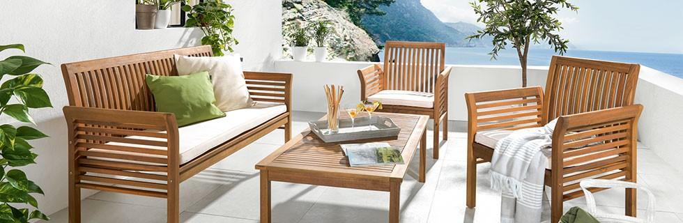 Ambia Garden - Sommerliche Möbel