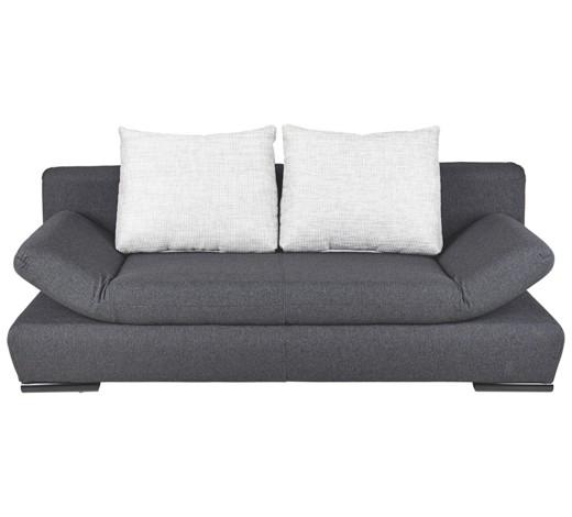 schlafsofa anthrazit hellgrau online kaufen xxxlshop. Black Bedroom Furniture Sets. Home Design Ideas