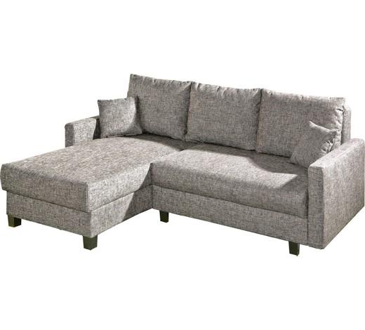 schlafsofa flachgewebe beige braun online kaufen xxxlshop. Black Bedroom Furniture Sets. Home Design Ideas
