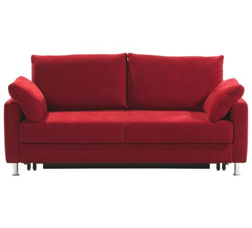 schlafsofa rot online kaufen xxxlshop. Black Bedroom Furniture Sets. Home Design Ideas