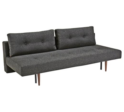 schlafsofa flachgewebe hellgrau online kaufen xxxlshop. Black Bedroom Furniture Sets. Home Design Ideas