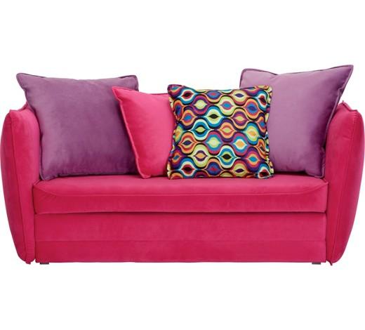 Schlafsofa mikrofaser lila pink online kaufen xxxlshop for Schlafsofa pink
