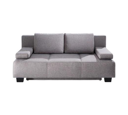 schlafsofa hellgrau online kaufen xxxlshop. Black Bedroom Furniture Sets. Home Design Ideas