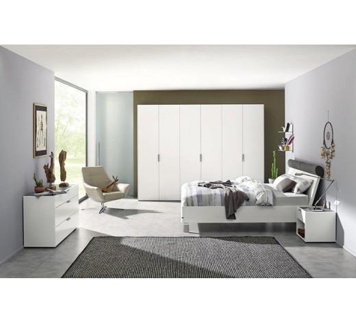 schlafzimmer grau wei online kaufen xxxlshop. Black Bedroom Furniture Sets. Home Design Ideas