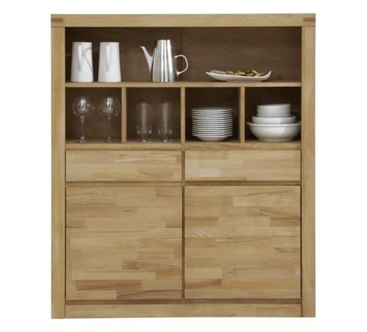 schrank kernbuche massiv ge lt buchefarben online kaufen xxxlshop. Black Bedroom Furniture Sets. Home Design Ideas