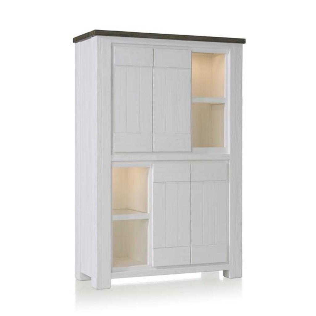 schrank in wei preisvergleich die besten angebote online kaufen. Black Bedroom Furniture Sets. Home Design Ideas