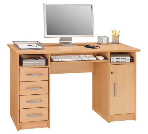 Schreibtisch buchefarben online kaufen xxxlshop for Schreibtisch aktion