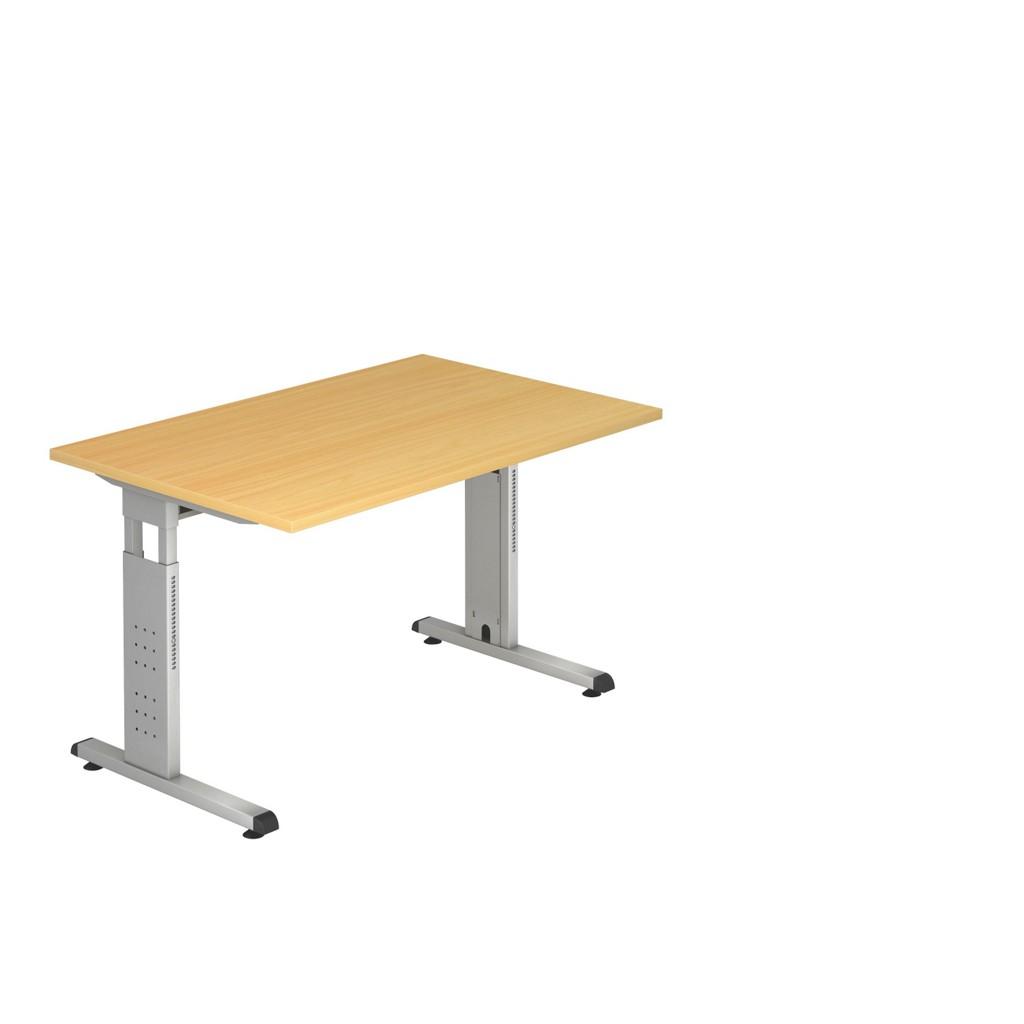 Schreibtisch birke preisvergleich die besten angebote for Schreibtisch buchefarben