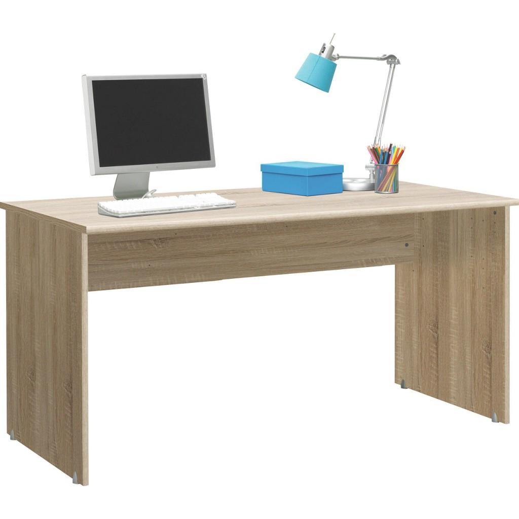 Schreibtisch creme preisvergleich die besten angebote for Schreibtisch lang und schmal