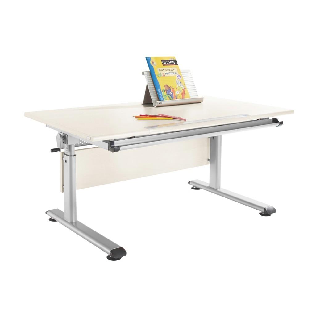 Schreibtisch 120 cm kirsche preisvergleich die besten for Schreibtisch abgerundet