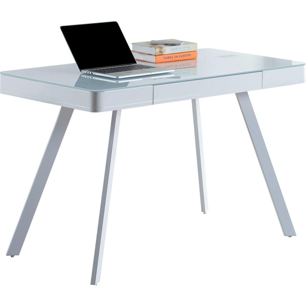 Schreibtisch 120 hochglanz preisvergleich die besten for Schreibtisch x factory