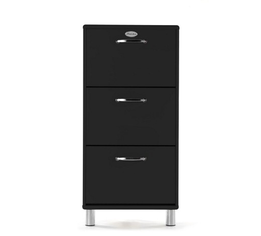schuhschrank lackiert melamin schwarz online kaufen xxxlshop. Black Bedroom Furniture Sets. Home Design Ideas