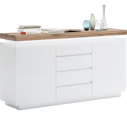 sideboard eiche massiv lackiert matt mattlack eichefarben wei online kaufen xxxlshop. Black Bedroom Furniture Sets. Home Design Ideas